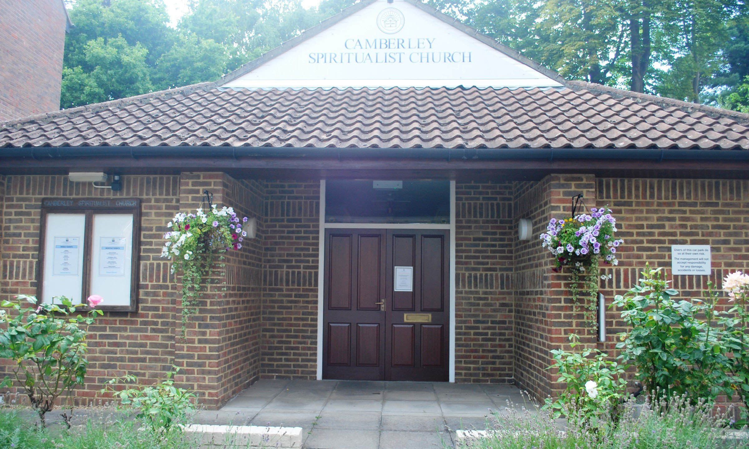 Camberley Spiritualist Church